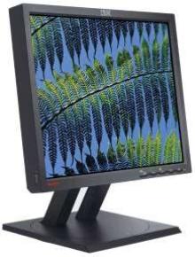 Monitor has ultra-thin-frame design.