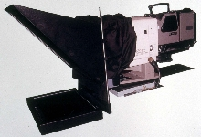 LCD Teleprompter is designed for studio applications.
