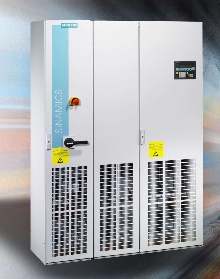 Drive Converter offers up to 315 kW output.