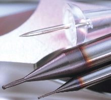 Miniature Rib Milling Cutters handle difficult material.