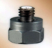 Accelerometer provides peak measurement of ±500 g.