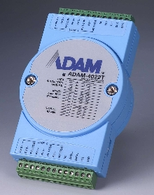 Temperature Controller complies with MODBUS and BACnet.