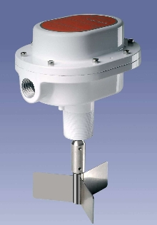 Rotary Level Indicator suits dry solids applications.