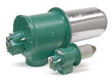 Burner offers pre-heated combustion air operation.