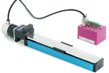 Miniature Linear Stage suits pick and place positioning.