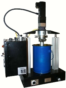 Transfer/Metering System is suited for 1 gal containers.