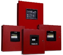 Fire-Alarm Panels control up to 30 zones.