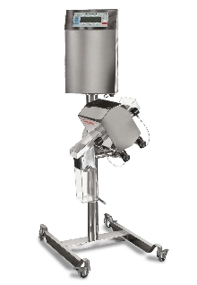 Metal Detector targets pharmaceutical industry.