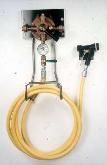 Hose Station features max pressure of 150 psi.