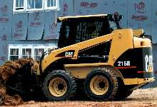 Skid Steer Loaders come with 49-78 hp engines.