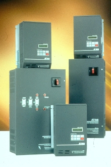 HVAC Drives can be programmed for any application.