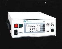 Ground Bond Tester displays data on graphic LCD.