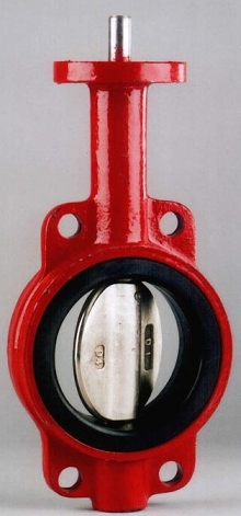 Butterfly Valves operate up to 200 psig.
