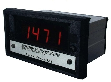 Indicator can be adjusted from 100 to 1999 counts.