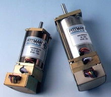 Servo Motors and Gearmotors feature slotless stator.