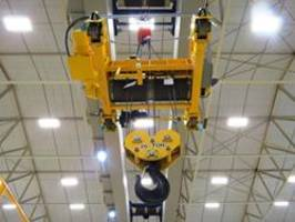Norheim Hoist meets CMAA Class D Duty of up to 60 Ton Capacity.