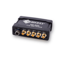 Hydra 1004 Video Splitter comes with Built-in signal regeneration.