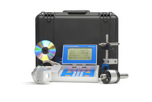 Microgage PRO Spindle Alignment Kit enables touchscreen display.