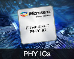 Gigabit and Fast Ethernet PHYs offer auto-reconnect in 1000BASE-T mode.