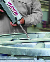 Plexus Galvanized Bonder Adhesives for bonding hot-dip G60, G90.