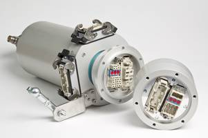 Leine Linde System's ADSR® Slip Ring with LED display.