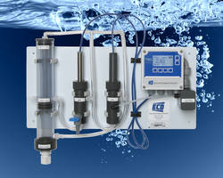 Intelligent Total Chlorine and Free Chlorine Analyzers for Simple, Precise, Reliable Measurement