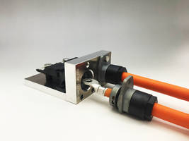Waterproof Connector from Hirose Delivers High Currents Up To 200a in a Space Saving Design