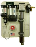 Waterborne Breathable Air Combo System From Martech Services Company
