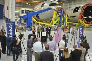 Spirit AeroSystems Launches Water Recycling Project to Improve Factory Efficiency