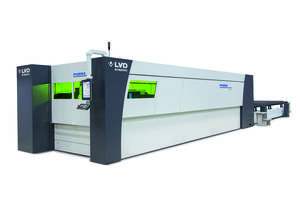 Laser Cutting Machines feature LVDs TOUCH-L user interface.