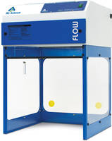 Purair FLOW Cabinets employs HEPA filtration technology.