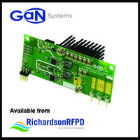Daughterboard Evaluation Kits for performance of GaN E-HEMTs.