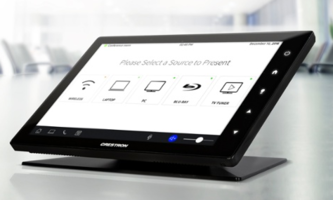 TSW Touch Screen for technology-driven meeting rooms and classrooms.