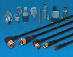 CONB Series Cordsets meet IP67 environmental rating.