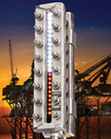 EPL-316 Illuminator offers 316 stainless steel Construction.