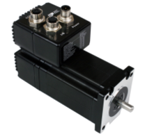 SWM24 Stepper Motors feature torque ripple smoothing.