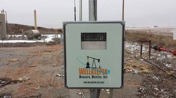Wellkeeper Specifies Signal Fire Remote Sensing System In Wellhead Monitoring Solution
