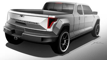 Workhorse Group Inc. to Unveil W-15 Electric Pickup Concept Truck at ACT EXPO in May 2017