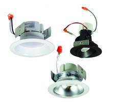 LED Retrofit Downlights offer 90+ CRI.