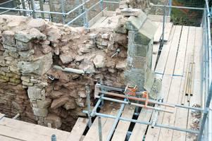 Cintec Technology Aids in Restoration of Award-Winning 12th Century Castle