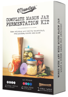 Fillmore Container Adds Mason Jar Fermentation Kit