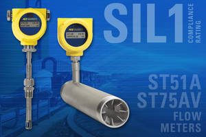 Thermal Mass Flow Meters are temperature compensated.