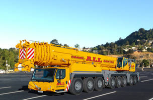ALL Invests in New Liebherr All-Terrain Cranes Ahead of Their U.S. Debut