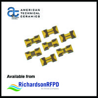 High-Power SMT Attenuators have impedance at 50 ohms.