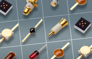 Up to 40 GHz Schottky Barrier Diodes with Low Junction Capacitances for Low, Medium, and High Barrier Applications