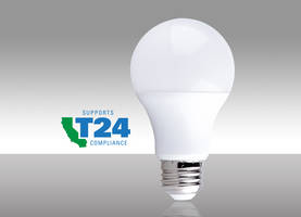 MaxLite JA8-Certified LED Lamps Now Available for Title 24 Compliance