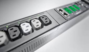The Award-Winning High-Density Outlet Technology (HDOT) PDU Now with Per Outlet Power Sensing