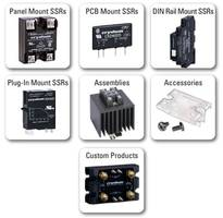 Crydom's Popular Mini-Puck Solid State Relay is Back with More Power & Additional Features