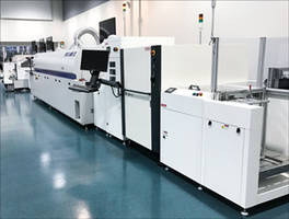 Saki Incorporates its 3D AOI and SPI Systems into Fuji America's Smart Factory Line