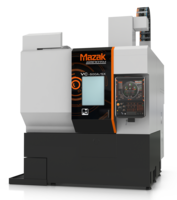 Mazak VC-500A/5X Delivers High Accuracy, Affordable Full 5-axis Machining